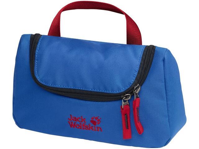 Jack Wolfskin Washroom Wash Bag Kids, coastal blue